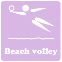 Reti sportive Beach volley